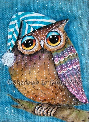 Owl cprt