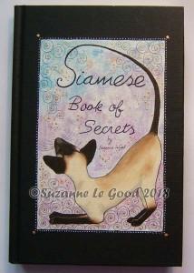 Book Siamese Book of Secrets