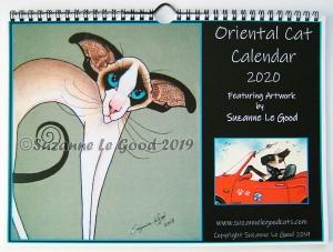 Calendar Oriental bound