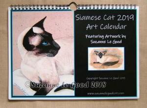 Calendar Siamese bound