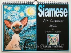 Calendar Siamese cover