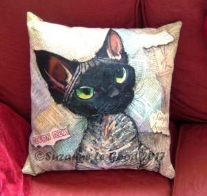 Cushion Arielle sofa