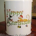 Devon Rex Christmas mug lounge 2