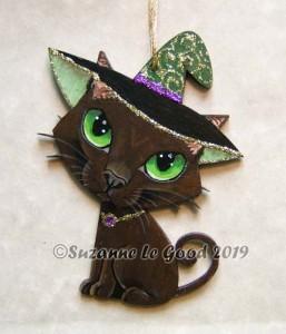 Halloween ornament Havana cprt