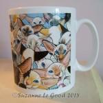 Mug Siamese Crazy 3