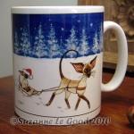 Siamese Christmas mug Lounge 3