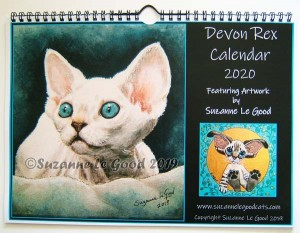 calendar pages devon rex bound