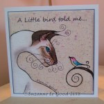 card Little Bird 1